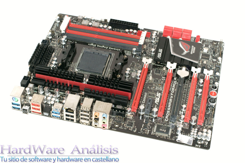 Placa base AM3/AM3+ ASUS Crosshair V Formula