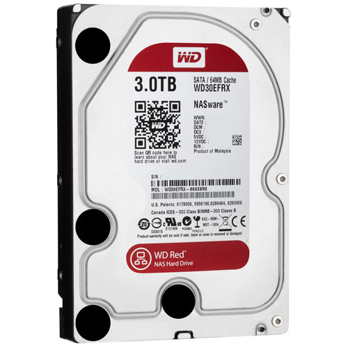 Disco duro WD Red 3TB